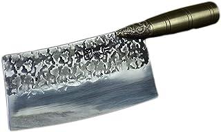 Couteau du Chef Tranches de la cuisine Couteau fait main Couteau ancien Forging Couteau de chef Couteau de cuisine de Shar...