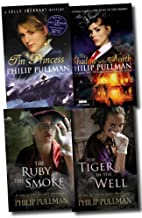 A Sally Lockhart Mystery Collection Philip Pullman 4 Books Set (The Shadow in the North, The Ruby in the Smoke, The Tin Pr...