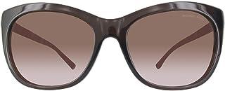 3780ecb6721 Michael Kors MK2020F Sunglasses 311714-56 - Dk Brown Pink Marble Frame