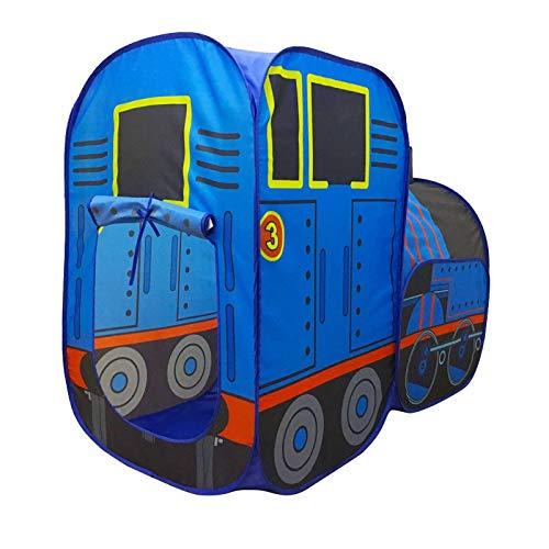 Tienda de Juegos Interior para niños, casa de Juegos Plegable, túnel de rastreo Interior, Puede Disparar Olas, Piscina de Bolas oceánicas