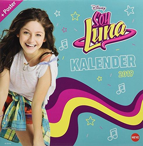 Soy Luna Broschurkalender - Kalender 2019
