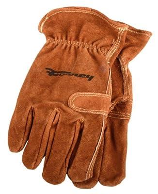 Forney Cowhide Leather Fencer Premium Men's Gloves