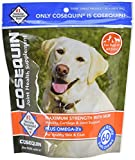 Cosequinreg; Soft Chews Maximum Strength with MSM Plus Omega3 (60 count) omega 3 for dogs Mar, 2021