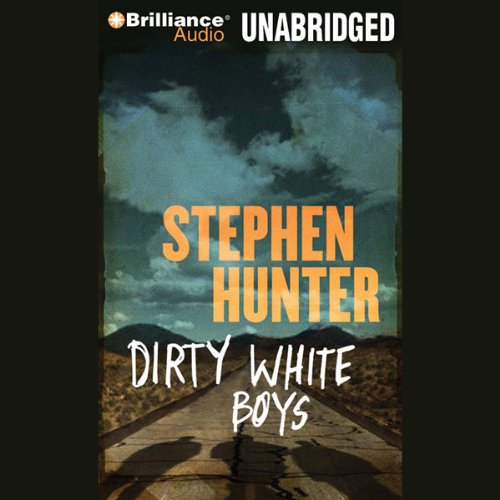 Dirty White Boys audiobook cover art