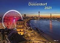 Dsseldorf 2021 Bildkalender A3 quer
