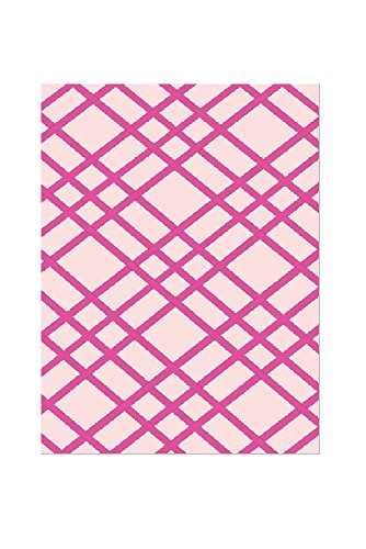 """Bulletin-Memo Board and Picture Frame: Shades of Pink (Medium (18"""" x 24""""))"""