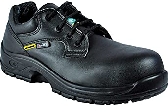 Cofra Solid Work Shoes (CSA), Black