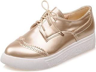 BalaMasa Womens APL12295 Pu Fashion Sneakers