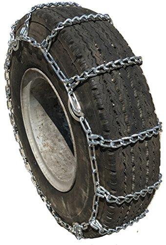 TireChain.com 295/75R22.5, 295/75 22.5 Cam Tire Chains, Priced per Pair. (2247)