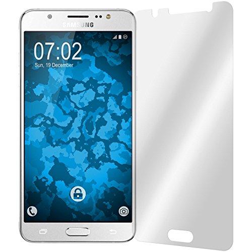 PhoneNatic 1 x Pellicola Protettiva Chiaro Compatibile con Samsung Galaxy J5 (2016) J510 Pellicole Protettive