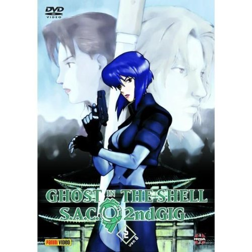 Ghost in the Shell - Stand Alone Complex 2nd Gig Vol. 2