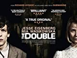 The Double – Jesse Eisenberg – Film Poster Plakat