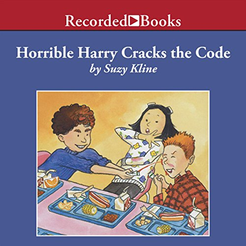 Horrible Harry Cracks the Code audiobook cover art