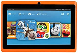 Atouch Q19 7-inch 8GB ROM 1GB RAM Android Wifi Tablet Orange Color