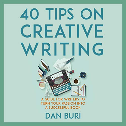 40 Tips on Creative Writing Titelbild