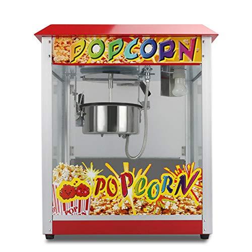 Angela Kommerzielle elektrische Popcorn-Maschine, professionelle Qualität mit hoher Leistung, für Kino-Kino-Popcorn-Ausrüstung, Snack-Maschine für Parteien