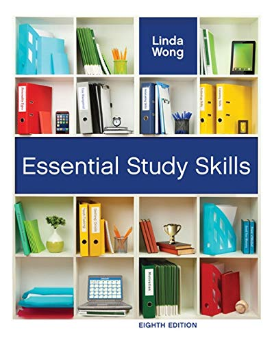 Compare Textbook Prices for Essential Study Skills 8 Edition ISBN 9781285430096 by Wong, Linda