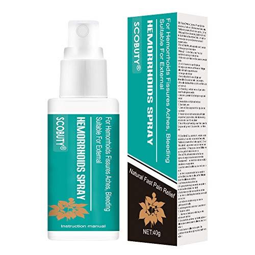 Spray de Hemorroides,Pomada Hemorroides,Gel...
