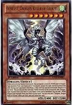 YuGiOh : LTGY-EN041 1st Ed Tempest, Dragon Ruler of Storms Rare Card - ( Lord of Tachyon Galaxy Yu-Gi-Oh! Single Card )