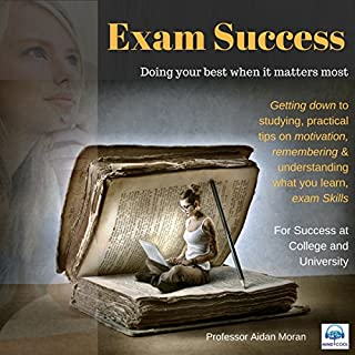 Exam Success audiobook cover art