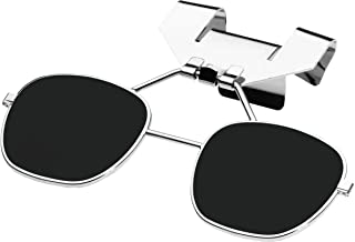 Uvex 32-08LFW4-0000 880 Series Klip Lifts For Hard Hat Visors, Welding Shade 4