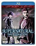 SUPERNATURAL THE ANIMATION〈ファースト・シーズン〉 Vol.1[WBA-F7056][Blu-ray/ブルーレイ]