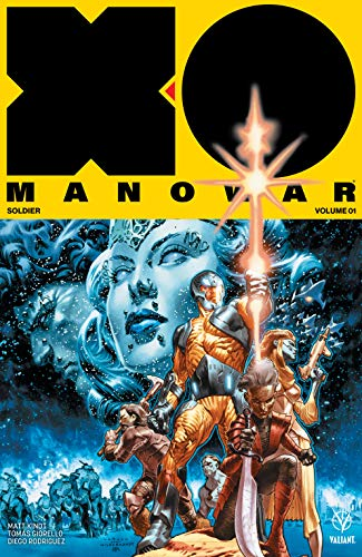 X-O Manowar (2017) Vol. 1: Soldier (X-O Manowar (2017-)) (English Edition)