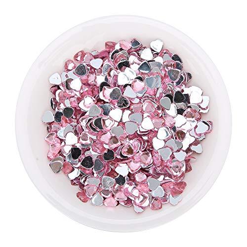 Diamantes de imitación, duraderos, resistentes, de larga duración, hermosos colores verdes brillantes,...
