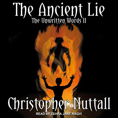 The Ancient Lie audiobook cover art