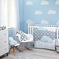Little Love by NoJo 5 Piece Comforter Set (Happy Little Clouds)