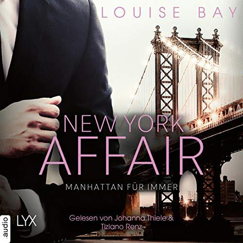 Manhattan für immer cover art
