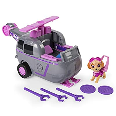 Paw Patrol 6044473 Mission PAW-Flip & Fly Vehicle Skye