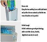Immagine 2 gyc dispenser automatico di copriscarpe