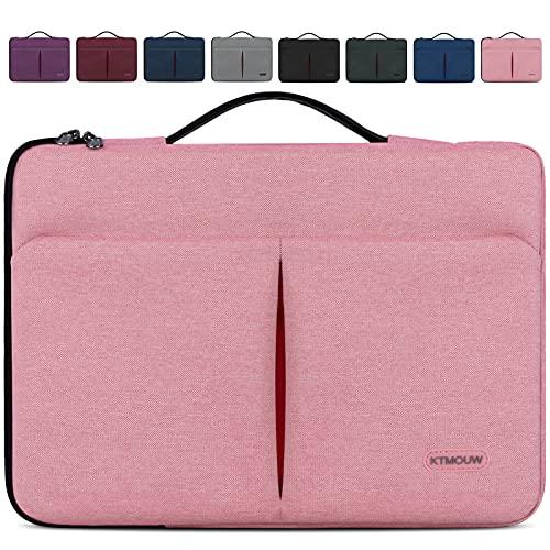 KTMOUW Funda Portatil 14 Pulgadas Funda Ordenador Notebook Impermeable Bolsa pc Portátil Maletín per MacBook Pro, HP, ASUS, Lenovo, Huawei, DELL