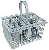 KGA-SUPPLIES - Panier à couverts pour lave-vaisselle Hotpoint Indesit FDL ; FDF ; FDP ; LFS ; LFT