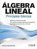 Algebra Lineal Principios Basicos