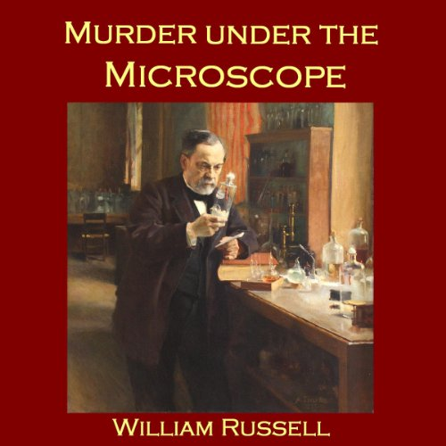 Murder under the Microscope cover art