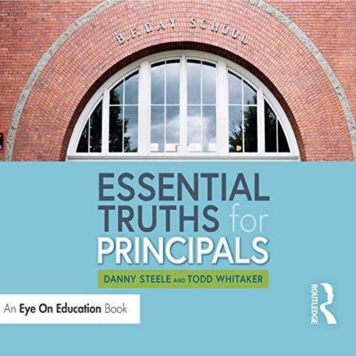 Essential Truths for Principals audiobook cover art