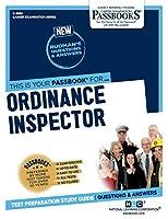 Ordinance Inspector