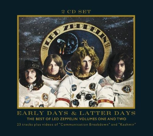 Early Days & Latter Days: 1 & 2 by Led Zeppelin (2004-01-27)