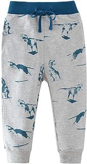 HOSD Modelos de otoño e Invierno Pantalones para niños Pantalones para niños nuevos Pantalones Largos para niños Pantalone...