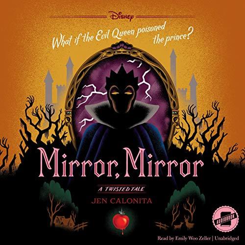 Mirror, Mirror cover art