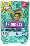 Pampers Baby Dry Pannolini Extralarge, Taglia 6 (30-15 kg), 15 Pezzi