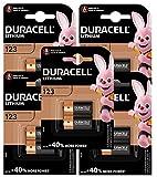 - 10 batterie per fotocamera al litio. Duracell, Duralock Batterie al litio per fotocamera da 3 V