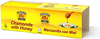 Hornimans Herbal Teas 25ct (Chamomile Honey (Manzanilla Miel))