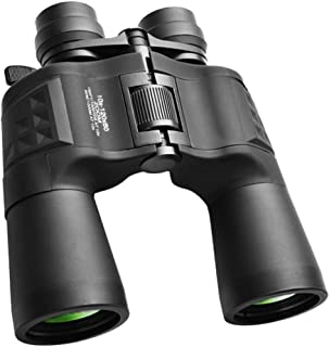 Image of HD 10-120X80 Portable Binocular Night Vision Long Range Hunting Telescope High Magnification Wide Angle Zoom Binocular for Outdoor Travel Concert