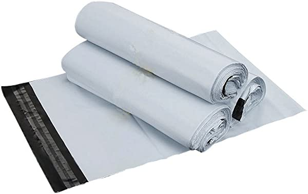 10x13 Poly Mailers Plastic Envelope Shipping Bags Premium Envelope Mailers Self Adhesive Waterproof And Tear Proof Postal Bags 25