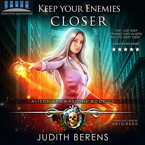 Keep Your Enemies Closer cover art