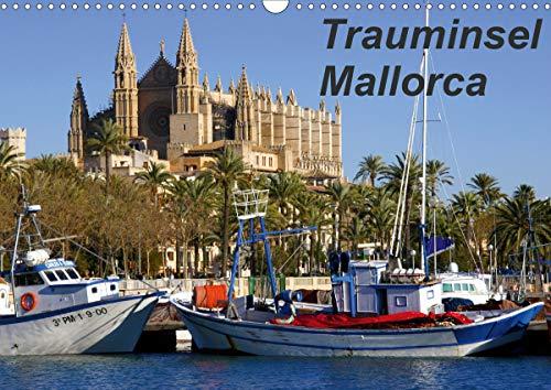 Trauminsel Mallorca (Wandkalender 2021 DIN A3 quer)