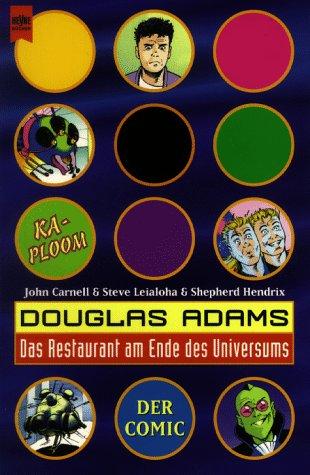 Das Restaurant am Ende des Universums (Comic)
